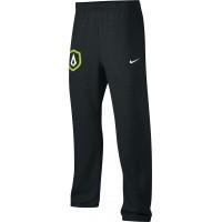 St. Stephen's Academy 26: Adult-Size - Nike Team Club Fleece Training Pants (Unisex) with Archer Arrowhead Logo - Black